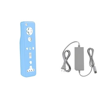 INSTEN Right Remote Case Cover/ Power Adapter for Nintendo Wii