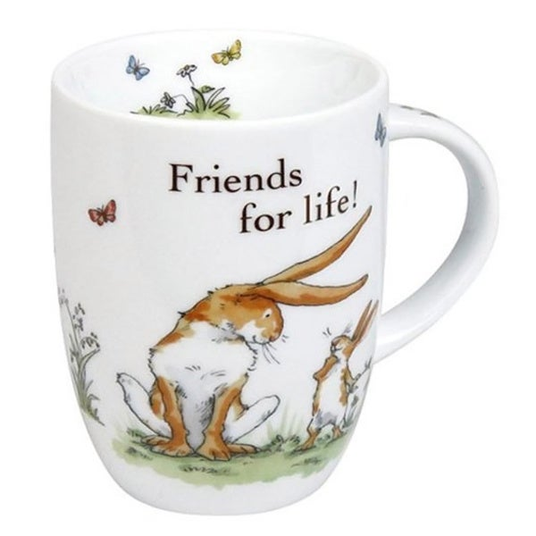 Konitz 'Friends for Life' Mug Giftboxed (Set of 4)