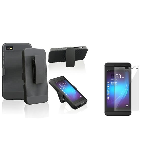 INSTEN Leather Phone Case Cover/ Headset for Archos Arnova 10 G2