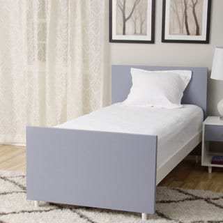 Beckham Grey Twin-size Bed