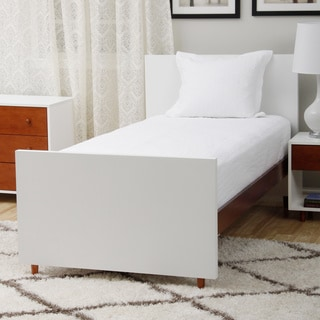 Beckham Chestnut Twin-size Bed