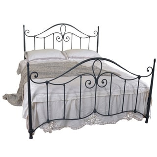 Gold Sparrow Genoa Forged Metal Bed