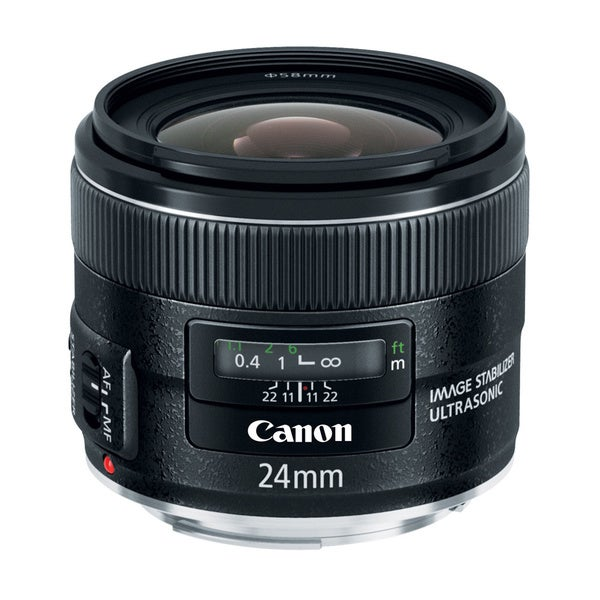 Canon 28 mm f/2.8 Wide Angle Lens for Canon EF/EF-S