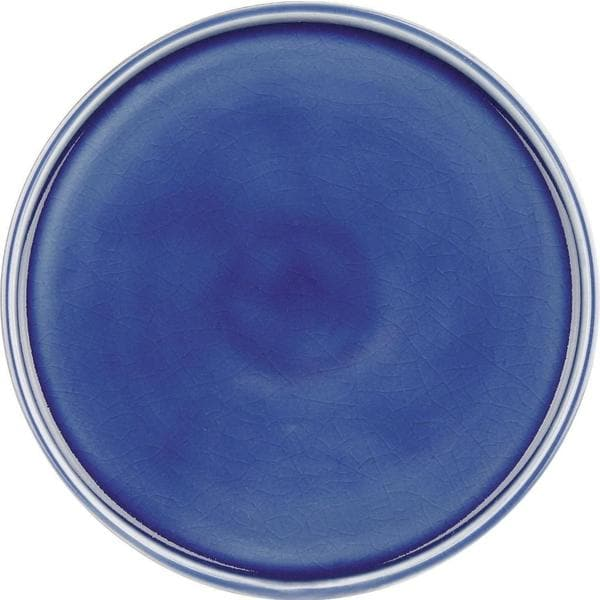 Waechtersbach Pure Nature Blue Side Plates / Lids (Set of 4)