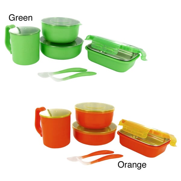 Onbi Baby Meals On-the-Go Feeding Set 12027894