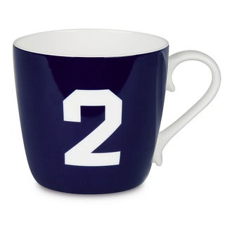 Konitz Dark Blue Mug Number 2
