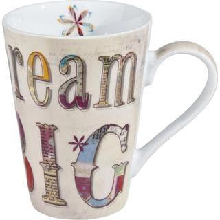 Konitz Dream Big Mugs (Set of 2)