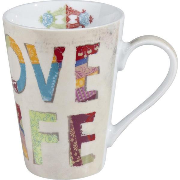Konitz Love Life Mugs (Set of 2)