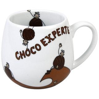 Konitz Choco Expert Snuggle Mugs (Set of 2)
