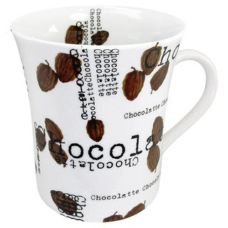 Konitz Chocolate Mugs (Set of 2)