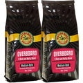 Waterfront Roasters Overboard Blend Ground Coffee (Set of Two 12-oz Bags)