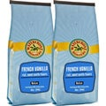 Waterfront Roasters French Vanilla Ground Coffee (Set of Two 12-oz Bags)
