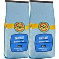 Waterfront Roasters Hazelnut Ground Coffee (Set of Two 12-oz Bags)