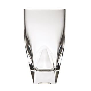 Diamonte Lead-free Crystal Highball Glass Set of 6
