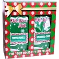 Waterfront Roasters Holiday Joe Ground Coffee Gift Box (Set of Two 10-oz Bags)