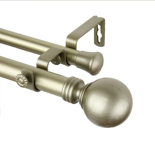 ... - Overstock.com Shopping - Great Deals on Curtain Rods & Hardware