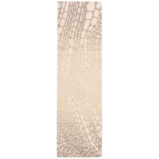 kathy ireland by Nourison Palisades Light Olive Rug (2'3 x 8')