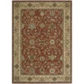 kathy ireland Home Lumiere Brick Rug (9'6 x 13')