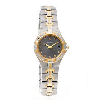Seiko Dress Womens' Quartz Watch
