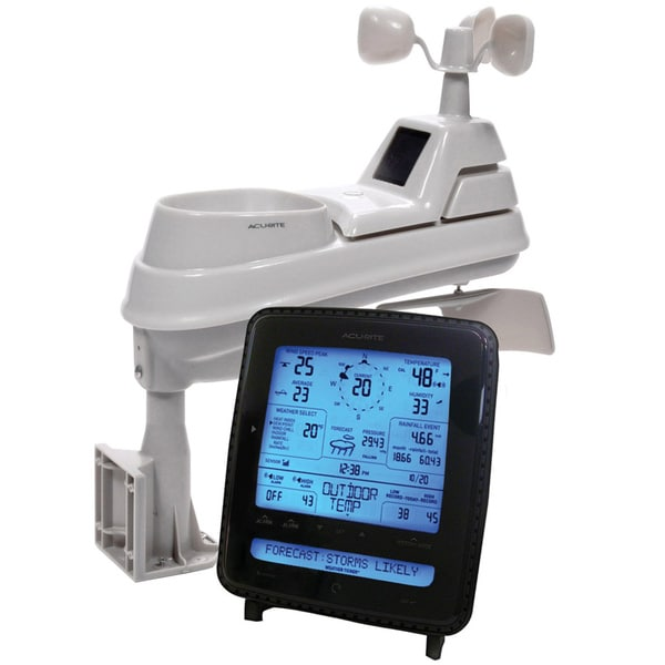 AcuRite Wireless 5-in-1 Professional Weather Station