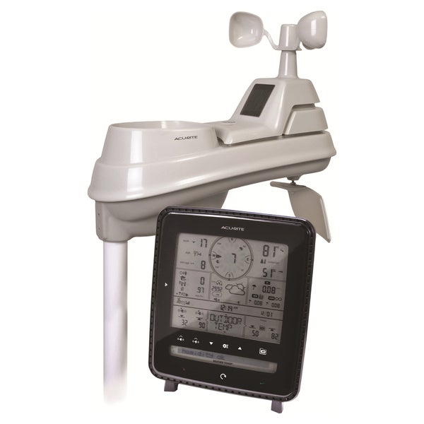 AcuRite Wireless 5-in-1 USB Professional Weather Station
