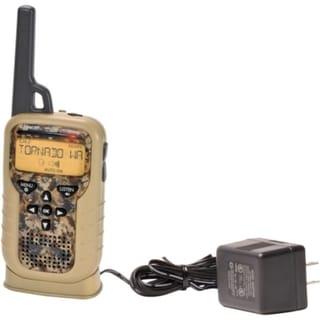 AcuRite Portable Weather Alert NOAA Radio with S.A.M.E. - Camo 08535