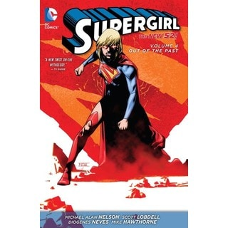 Supergirl 4: Out Of The Past (Paperback)