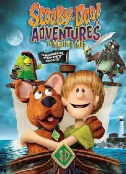 Scooby-Doo Adventures: The Mystery Map! (DVD)