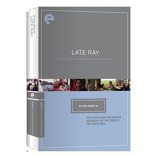 Eclipse Series 40: Late Ray (DVD)
