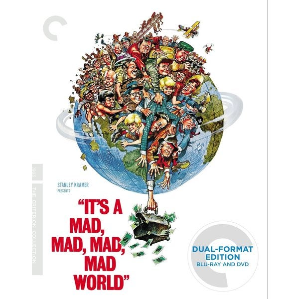 It's A Mad, Mad, Mad, Mad World (Blu-ray Disc) 12030625