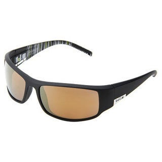 Bolle Sport King Sunglasses Matte Black/Gold 11687