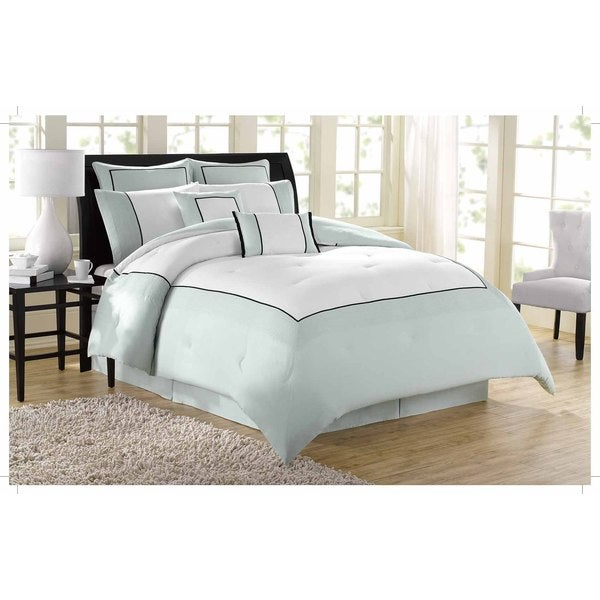 Hotel New York Bed In A Bag Comforter Set  Or  Piece