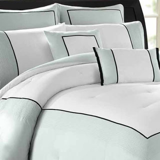 Soho New York Home Hotel Cotton 8-piece Comforter Set