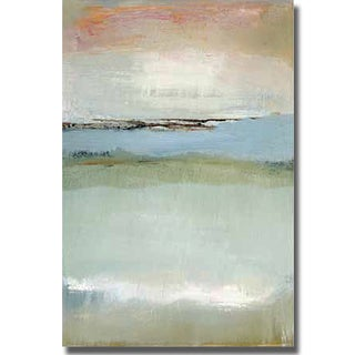 Caroline Gold 'Floating World' Canvas Art