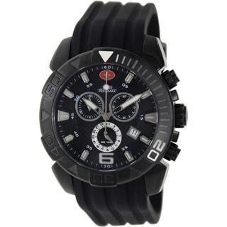 Swiss Precimax Men's Recon Pro Sport Black Dial Chronograph Watch