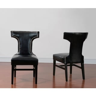 Tee Leather Dining Chair (Set of 2)