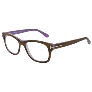 Tom Ford Readers Unisex TF5147 Rectangular Reading Glasses