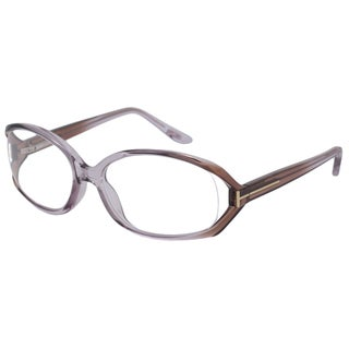 Tom Ford Readers Women's TF5186 Plastic Oval Reading Glasses