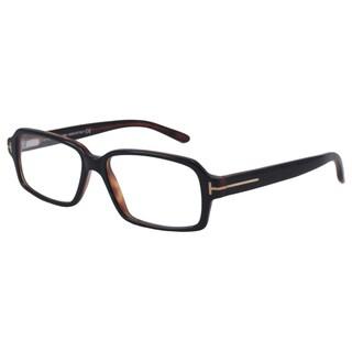 Tom Ford Readers Men's TF5195 Rectangular Reading Glasses