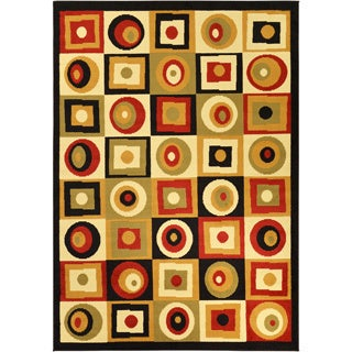 Paterson Abstract Multi Area Rug (5' x 7')