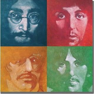 Stephen Fishwick 'Beatles' Giclee Art
