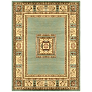 Sage Traditional European Design Area Rug (5'3 x 7'0)