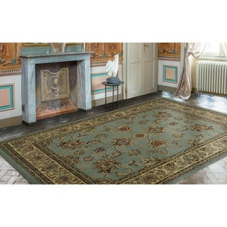 Ottomanson Traditional Oriental Design Area Rug (7'10 x 9'10)