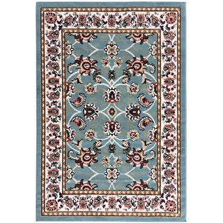 Traditional Oriental Area Rug (8'2 x 9'10)