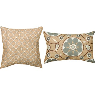 Teresi/ Samara Throw Pillows (Set of 2)
