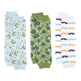 Baby Boy Leggings (Pair of 3)