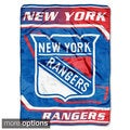 NHL Raschel Banner Throw