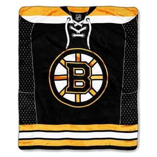 NHL Raschel Jersey Throw
