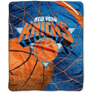 NBA Raschel 0701 Knicks Reflect Throw