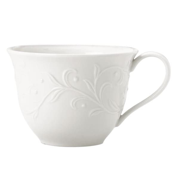 Lenox Opal Innocence Carved Cup 12032497